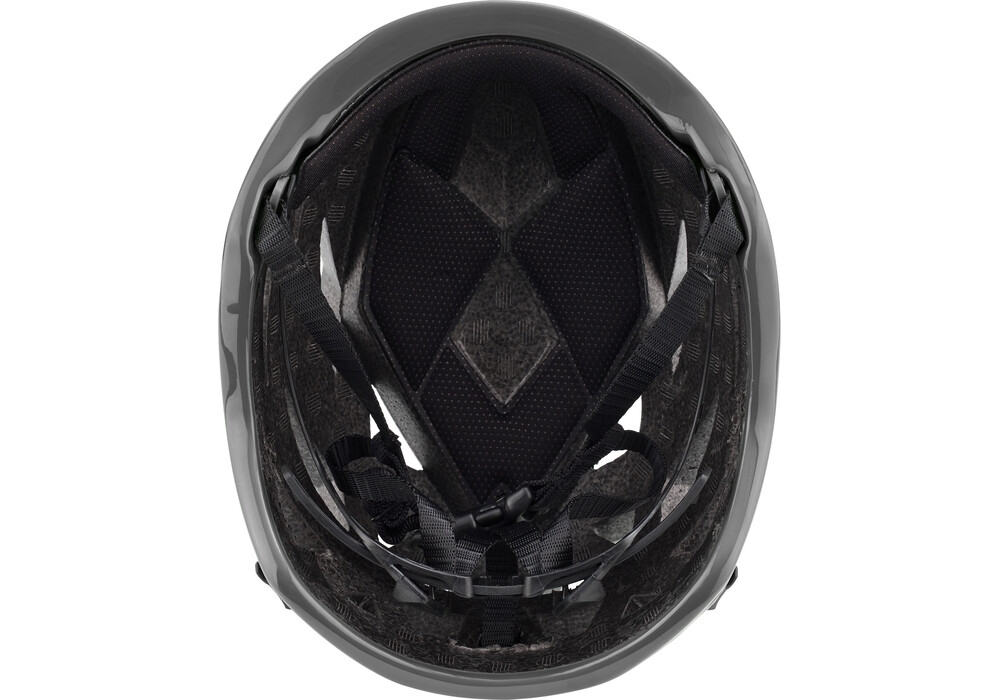 Black Diamond Vapor Helmet Steel Grey Campz Ch